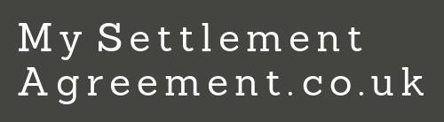 My Settlement Agreement